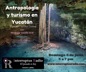 Antropología y turismo en Yucatán