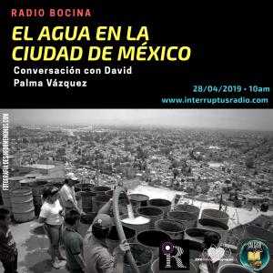 16. Agua en la Ciudad de México (1)